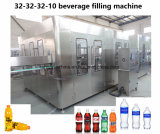 Bouteille de boisson de l'eau de lavage automatique de machines de remplissage pour bouteille en plastique