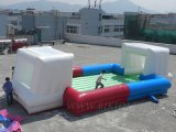 Juego de fútbol inflable del balompié del jabón (B6029)