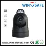 La longue distance IP66 d'IR appareil-photo imperméabilisent de véhicule et de bateau IP PTZ