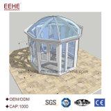 Entwurf Wohngehäusealuminiumglasder sunroom-Doppelverglasung-Architeched