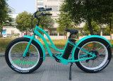 Leistungsfähiger elektrischer fetter Hochgeschwindigkeitsgummireifen-elektrisches Fahrrad des Fahrrad-26inch