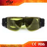Lunettes ballistiques d'armée d'anti lunettes militaires tactiques incassables à haute impression de brouillons