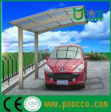 2018 einen Bogen bigeldete Entwurfs-Aluminiumlegierung-Rahmen-Polycarbonat-Autoparkplätze (125CPT)