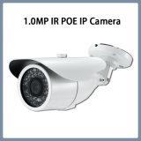Camera van de Veiligheid van kabeltelevisie van het Netwerk van de Kogel van de monitor 1.0MP IP Poe de Waterdichte IRL