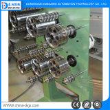 Kundenspezifischer elektrischer Draht, der Schiffbruch-Spannkraft-Kabel-umwickelnde Maschine herstellt