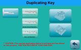Hight Qualitätsschlüssel-Ausschnitt-Maschine mit Software