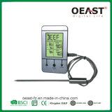 1つのプローブが付いているデジタルBBQの温度計およびC/FはOt5562b2を選ぶ