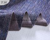 Disegno del filato di tela del tessuto da arredamento della presidenza per il sofà