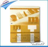 高品質Cr80のためのプラスチックPVCギフトのカード