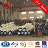 Elektrischer galvanisierter Stahlpfosten für Zeile der Übertragungs-33kv