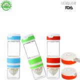 De geschikte FDA van de Goede Kwaliteit Flessen van het Sap van Borosilcate voor BuitenSport