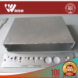Kundenspezifischer verdrängter Aluminiumenergien-Kasten hergestellt durch Precision CNC die maschinelle Bearbeitung