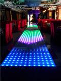 Mattonelle della decorazione 1.22X1.22m LED Digital Dance Floor del partito per la fase del partito