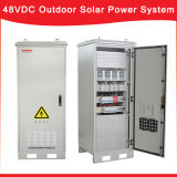 48VDC電気通信のための屋外の太陽系の電源