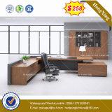 لون سوداء خشبيّة مكتب طاولة ([هإكس-8ن022])