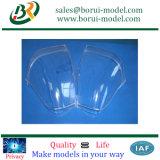 Peças de plástico protótipo rápido para o farol esquerdo