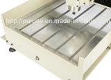 Tabla de CNC Máquina de corte de madera tallado en 3D.