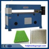 Máquina cortando hidráulica da precisão de 4 colunas para o papel do cartão de papel/ofício/papel Jigsaw
