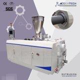 Tubo plástico de PVC/UPVC que hace precio de fábrica de máquina