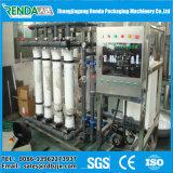 Pianta del depuratore di acqua del RO dello stabilimento di trasformazione dell'acqua potabile del RO