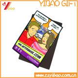 Пользовательские бумага для печати CMYK холодильник магнит для подарков