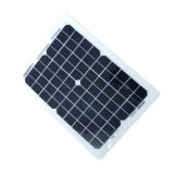 Panneau solaire 3W, 5W, 10W 20W 40W 80W de qualité supérieur pour l'usage de ménage