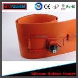 Aquecedores de borracha de silicone flexível/Mem 220V 1200W 250mm*1600mm