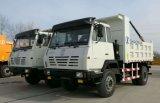 Shacman Steyr 4X2のダンプトラック
