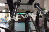 Machine d'enduit de pulvérisation du noir PVD d'acier inoxydable