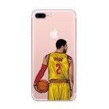 Sport Athlete Theme Impressão 3D Desenho Pintura Soft Clear Case