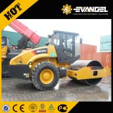 Neues Xcm China Xs143j 14 Tonnen-einzelne Trommel-vibrierendrolle