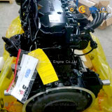 Conjunto de motor Diesel do caminhão dos cilindros de Isbe220 5.9L 6
