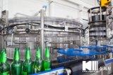 Completare la linea di produzione dello spumante della bottiglia