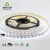 Buoni indicatore luminoso di striscia bianco caldo impermeabile di prezzi 12V 60LEDs/M SMD 5050