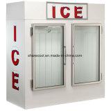 Bak van de Opslag van het Ijs van het ijs Merchandiser In zakken gedane met Ce