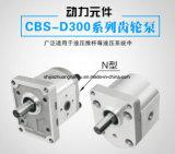 CBS-D300ギヤポンプは油圧押し棒のために主に使用される