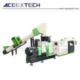 De Plastic Pelletiseermachine van het afval voor Zacht PE pp Materiaal