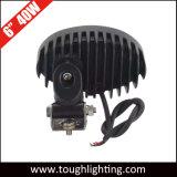 EMC aprobado 6 pulgadas de 40W LED Oval de las luces de trabajo del tractor