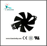 105 5V -24V Sleeve Bearing Curved Blade Brushless Cooling Stand DC Axial Fan M