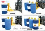 360кг 55 галлон/210л вилочного погрузчика навесное оборудование масла барабана Grab DG360A