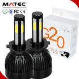 G20 Projecteur à LED 4 côtés puces LED Mexique USA Puerto Rico ampoules marché Auto H7 H11 9005 9006 H4