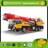 Konkurrenzfähiger Preis 100 Tonne Sany Stc1000c mobiler Stoßkran Hochleistungs