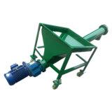Convoyeur à vis industrielle pour ruban de mélangeur de Blender machine horizontale
