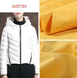 100 % polyester Tissu pongés Outdoor Down Jacket