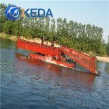 Draga acquatica smontabile di aspirazione di taglio del Weed dell'alga per l'esportazione