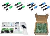 Connettore veloce ottico libero della fibra del campione FTTH Sc/Upc di prova
