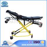 Strumentazione Emergency di alta qualità di Ea-3G che piega la forte barella dell'ambulanza medica