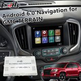 Androïde 6.0 GPS van Plug&Play Navigator voor de Siërra Gmc de Dongle Mirrorlink Yandex enz. van 2014-2018 van Carplay van de Steun van Yukon van het Terrein