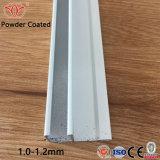 Obturador de rodillo de aluminio anodizado Perfil para el diseño de la puerta de rodadura
