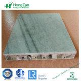 Matériel de décoration en pierre du panneau composite de Honeycomb